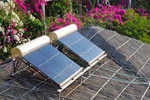 Install a Solar Water Heater System in Bridgeport