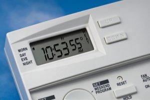Install or Replace a Thermostat in Charlotte