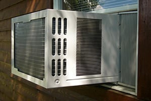 Install a Window Air Conditioning Unit in San Jose