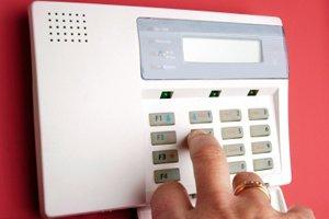 Install an Alarm or Security System in Whitewater