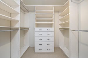 Install Room or Closet Organizer in Salem