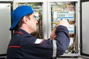 Local Electrical Contractors Who Install or Rough-In Electrical Systems