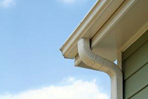 Install or Completely Replace Wood Gutters