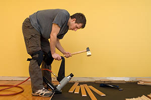 Install or Completely Replace Wood Flooring in Charlotte