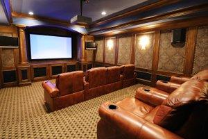 Install, Repair, or Conceal Home Theater Wiring in Chicago