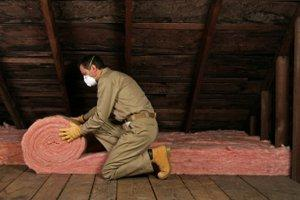 Install Batt, Rolled, Or Reflective Insulation