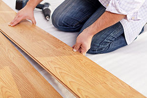 Install Wood or Stone Laminate Flooring in Columbus