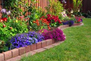 Install or Replace Landscape Curbing in Spring Hill