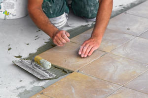 Cost To Install Natural Stone Tile Marble Quartz Granite Slate - Cost to lay outdoor tiles