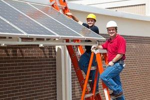 Install Solar Panels For Electric System in Whitehouse Station