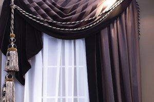 Install or Replace Drapes or Curtains