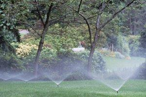 Winterize or Activate a Sprinkler System