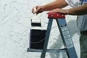 Paint, Varnish or Stain Exterior Surfaces