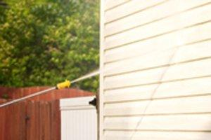 Powerwash Exterior Surfaces in Kansas City