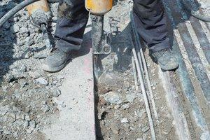 Saw or Remove Concrete or Masonry