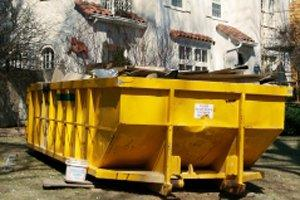 Rent, Deliver & Pickup a Waste Dumpster in Baltimore