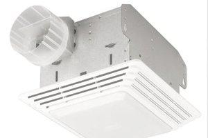 Repair a Bath Exhaust Fan