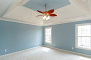 Repair an Acoustic Tile Ceiling in Townsend