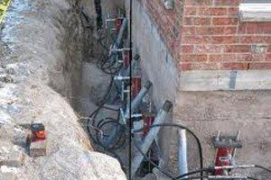 Repair a Concrete Foundation in Davison