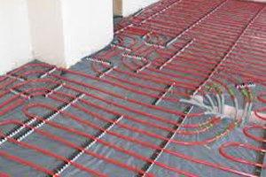 Repair or Service a Radiant Floor Heating System in Springfield