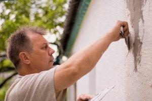 Repair a Poured Concrete Wall in Tucson