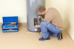 Fix or Service a Home Water Heater