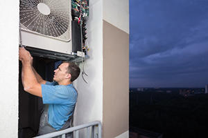 Relocate or Service a Window Air Conditioning Unit in Houston