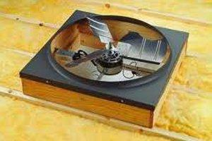 Repair an Attic Fan