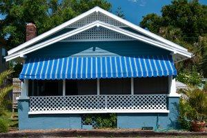 Repair Metal Awnings or Patio Covers in Dallas