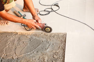 Repair Ceramic or Porcelain Tile