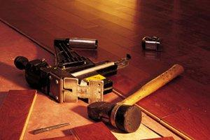 Repair Wood or Stone Laminate Flooring