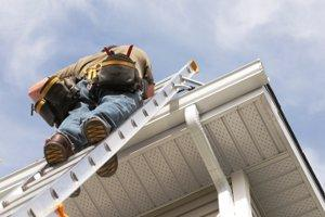 Repair or Replace Section of Galvanized Gutters in Hartford