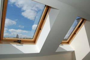 Repair, Replace or Seal an Existing Skylight in Columbus