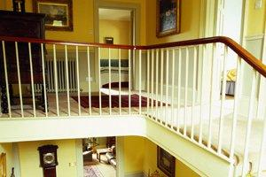 Repair Wood Stairs and Railings
