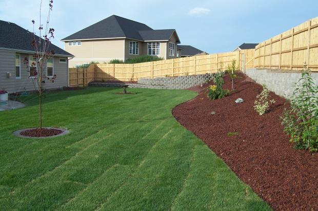 Landscaping Muddy Yard : Landscape projects landscaping landscapers