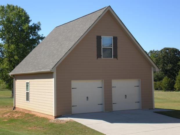 Detached garage pros cons plus comparison to attached garages - Garage plans cost to build gallery ...
