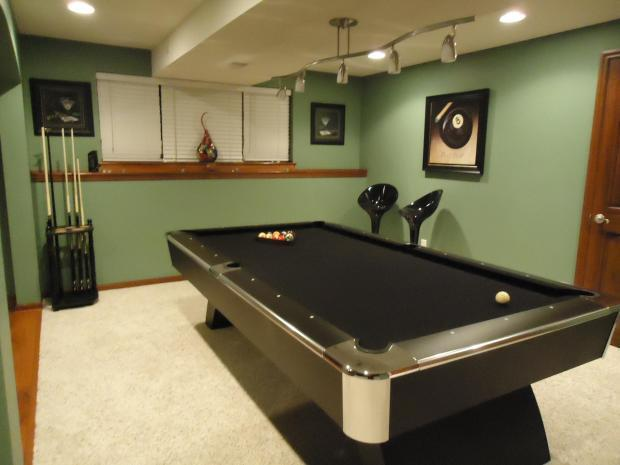 Game Room Design Ideas Small amp Large Rooms Basements