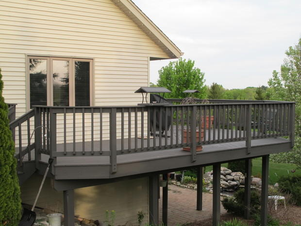 Composite Decks Advantages Brands Photos Local Deck