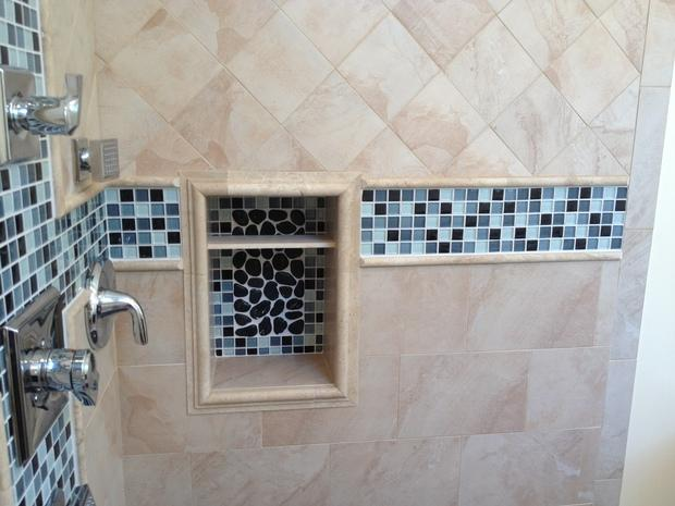 Nothing Compares To Tile For Adding Personality And Practicality To A Home One Of The Most Versatile Of Home Decor Materials Tile Can Dress Up A Bathroom