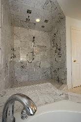 Carrara Marble Shower Pictures And Photos