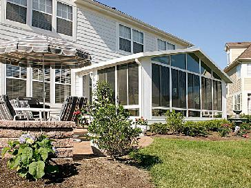 10x18 Gable Sunroom Pictures And Photos
