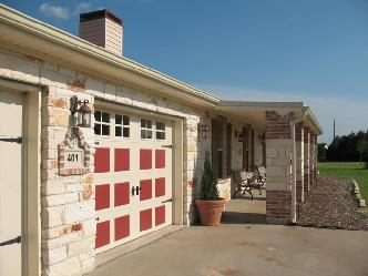 Austin Stone Home With Red Metal Roof Pictures And Photos