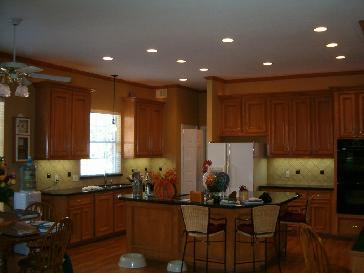 Cabinet Sales Tile counter tops Lighting