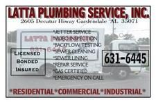 Latta Plumbing Service Inc