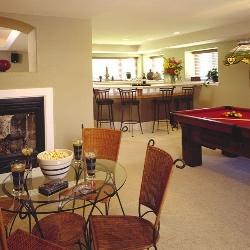 Finished Basement Ideas Pictures And Photos