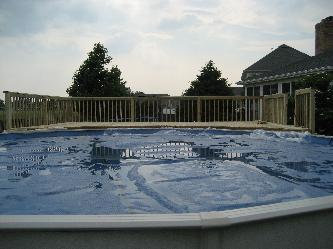 16x24 Pool Deck Pictures And Photos