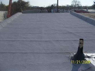 White Granulated Rubber Roof Torch Down Pictures And Photos