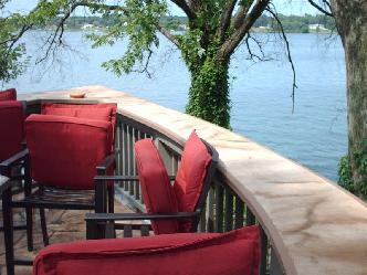Deck On Old Hickory Lake Pictures And Photos