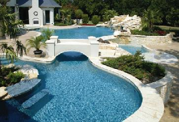 Inground Pool Pictures And Photos