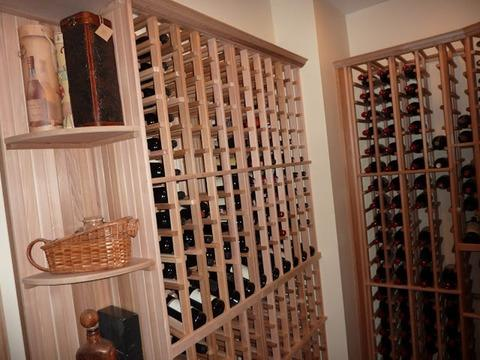 Traditional Wine Cellar with wine storage